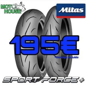 MITAS SPORT FORCE+